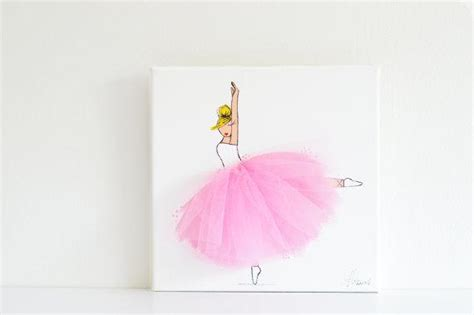 Balerina Canvas by American Ballerina Canvas Products