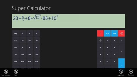 calculator for windows calculator free for windows 10 windows download