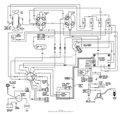 wiring diagram for portable generators wiring wire