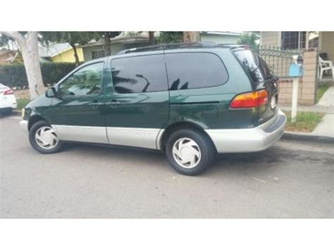 car owners manuals for sale 2000 toyota sienna lane departure warning 2000 toyota sienna for sale by private owner in anaheim ca 92899