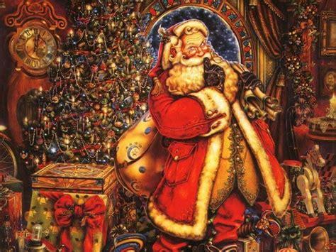 wallpaper christmas santa santa clause merry christmas photos wallpapers kids
