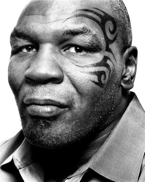 Mike Tyson - Shot by Platon | Mike tyson, Famous portraits