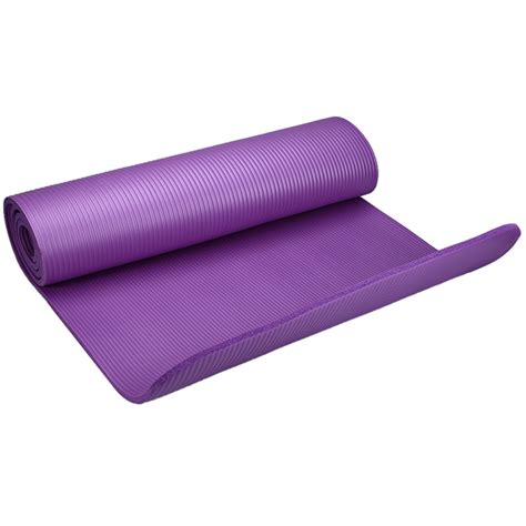 Thick Workout Mats by Mat Exercise Thick Fitness Physio Pilates Soft Mats Cushion Nonslip