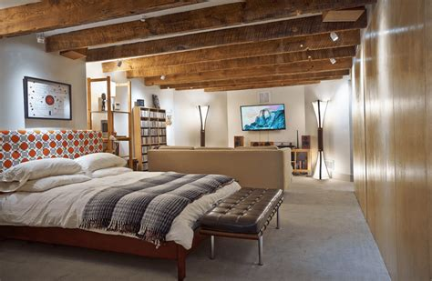 bedroom in basement basement decorating ideas that expand your space