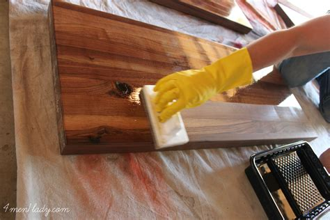 Sealing A Wood Countertop by Wood Counters