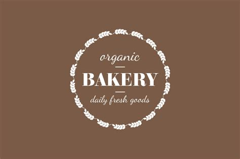 20 bakery logos free editable psd ai vector eps