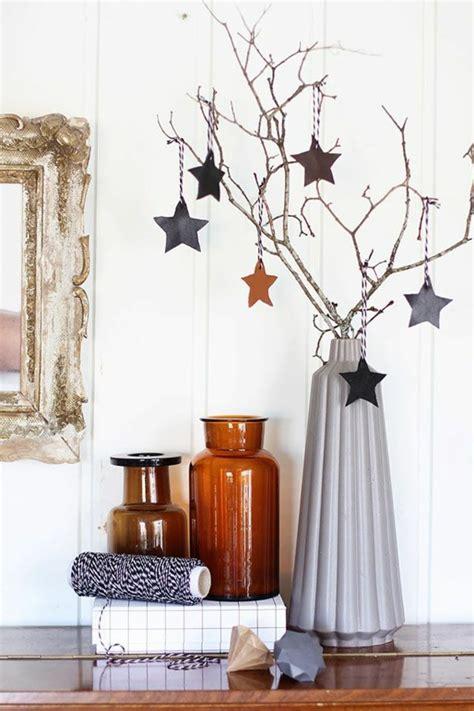 wie zu dekorieren land stil weihnachtsschmuck im skandinavischen stil 46 ideen wie