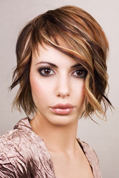 curly layers with side swept bangs 134 best pixie dust short hair styles images on