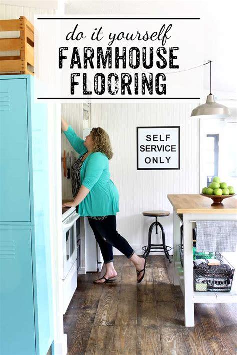 farmhouse floors farmhouse floors from pine planks how to diy it