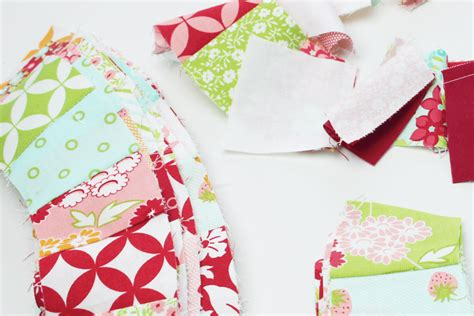 how to make a double wedding ring quilt the little