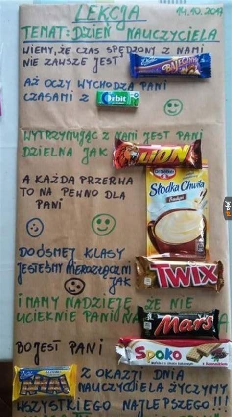 Plakat Z Batonami by Postaraliśmy Się Jeja Pl