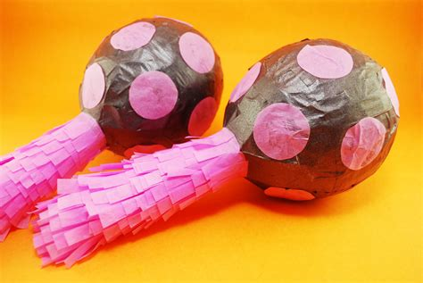 Handmade Maracas - how to make your own mexican maracas 14 steps with pictures
