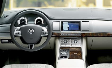 2009 Jaguar Xf Interior 2009 jaguar xf interior photo