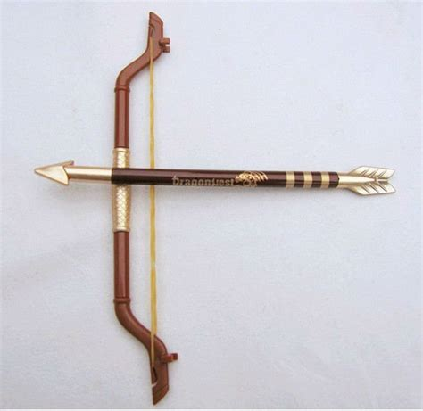 How To Make A Bow And Arrow Out Of Paper - how to make a bow and arrow out of a pen