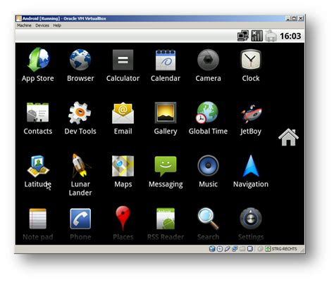tutorial android x86 matd s homepage android tutorial developing android