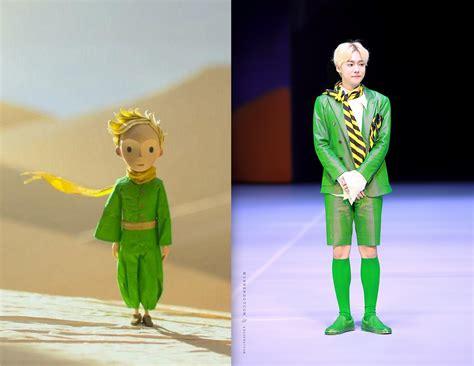 Karpet Karakter Anak Cowok kata netizen 4 idol cowok ini mirip sama karakter the