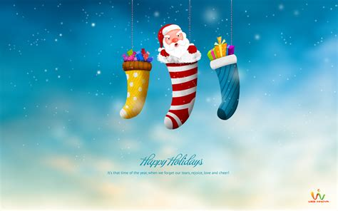 happy hd wallpaper happy holidays 2013 wallpapers hd wallpapers id 11991
