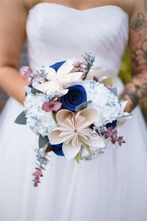 Origami Wedding - origami wedding at a waterfall 183 rock n roll