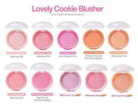 etude house lovely cookie blusher cheek blush powder 8 5g