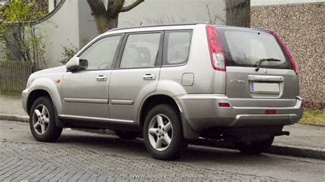 L Nissan X Trail 2001 Lh 2001 nissan x trail related infomation specifications weili automotive network