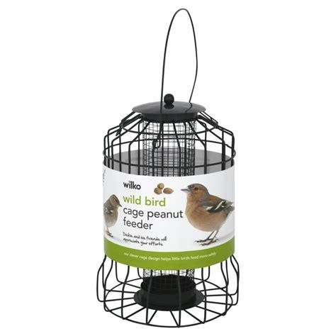 wilko wild bird cage peanut feeder