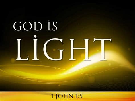 God Is Light 1 1 5 Shepherd S Notes