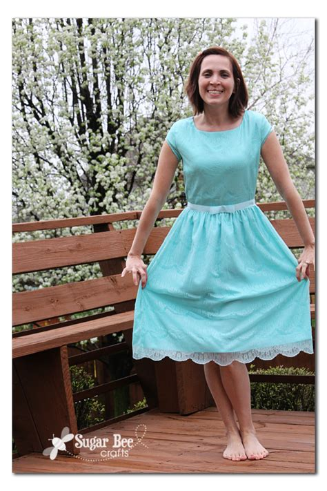 shabby apple alice dress review sugar bee crafts