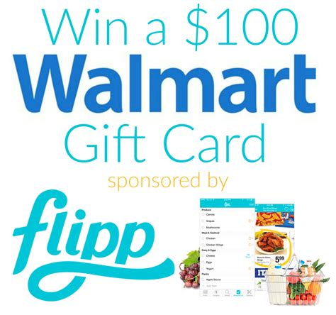 App Store Gift Card Giveaway - walmart gift card giveaway sponsored by flipp sahm plus
