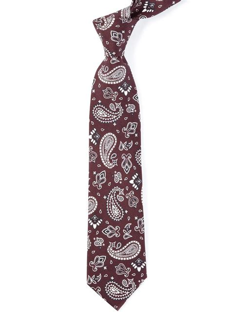 bandana jubilee ties burgundy ties bow ties and