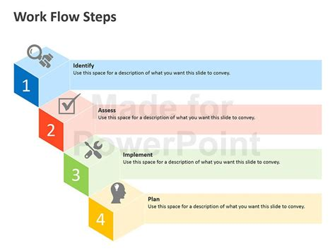 workflow steps workflow ppt 28 images workflow template powerpoint