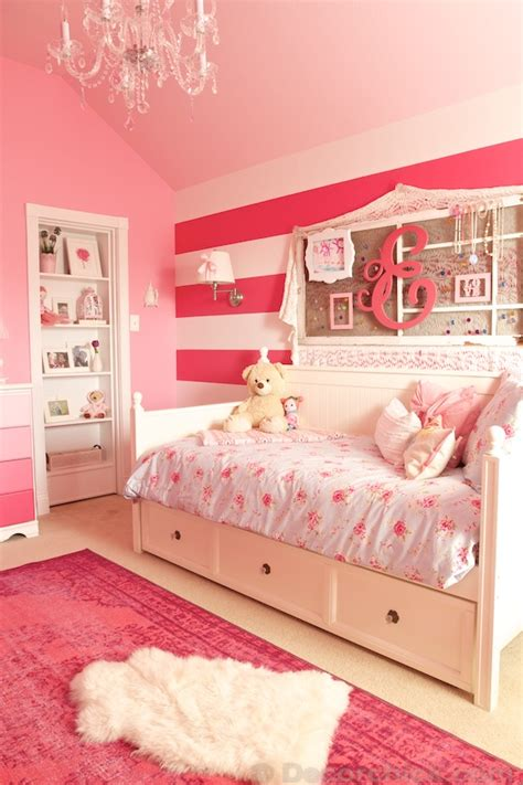 little girl room a dreamy girl room makeover with hidden door bookcase