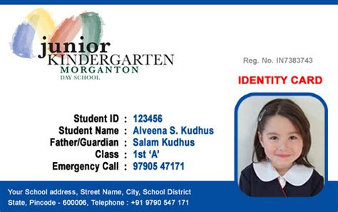 student id card template 2012 07 11 flickr photo