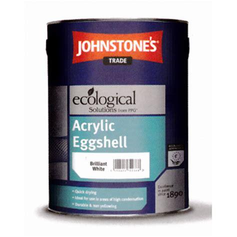 acrylic paint johnstones johnstones trade acrylic eggshell designer paint store