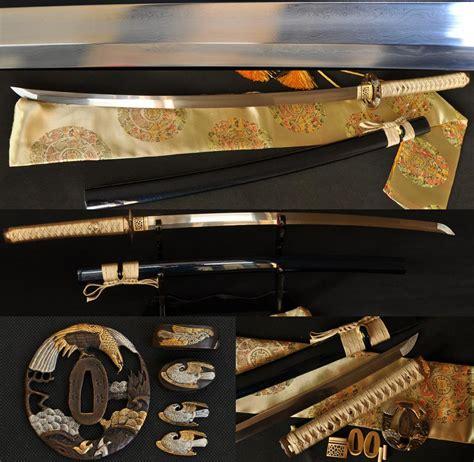 Handmade Katana From Japan - true swords real samurai swords handmade japanese