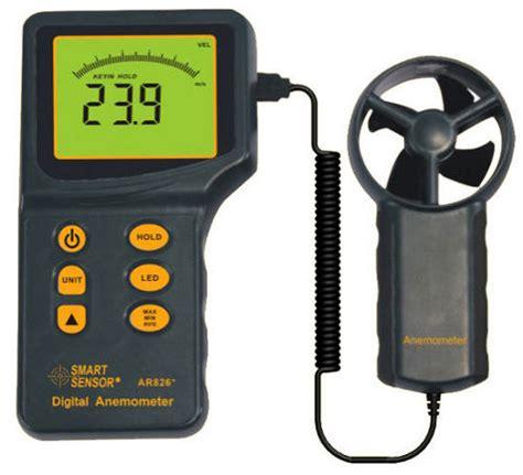 Digital Anemometer Digital Smart Sensor Ar 826 Murah smart sensor ar826 digital anemometer wind speed tester price bangladesh bdstall