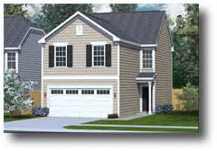 house plans by southern heritage home designs narrow lot