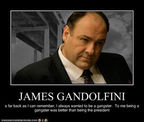 Tony Soprano Memes - james gandolfini tvs and films