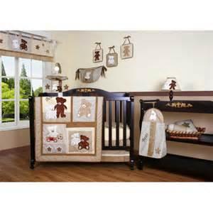 Baby Boy Crib Bedding Sets Teddy Bears Geenny Boutique Teddy 13 Crib Bedding Set