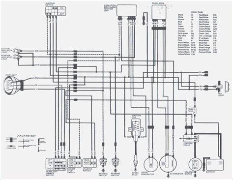 trx450es wiring diagram wiring diagrams schematics