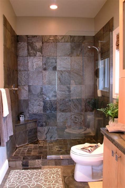 ideas for bathrooms bathroom ideas of doorless walk in shower for small