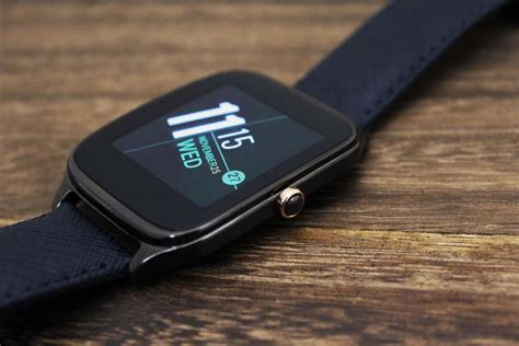 Asus Zenwatch 2 asus zenwatch 2 gets update with speaker support and more