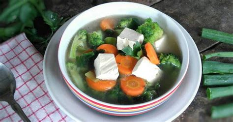 resep masakan vegetarian enak  sederhana cookpad