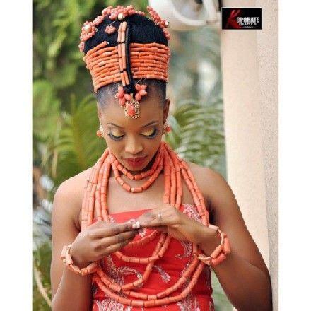 Nigerian Traditional Bridal Hair Do Wikipedia | 11 stunning traditional nigerian wedding hairstyles