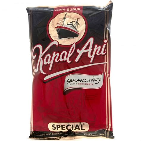 Kapal Api Coffee Bag Pack Of 3 kapal api coffee special 165g from buy asian food 4u