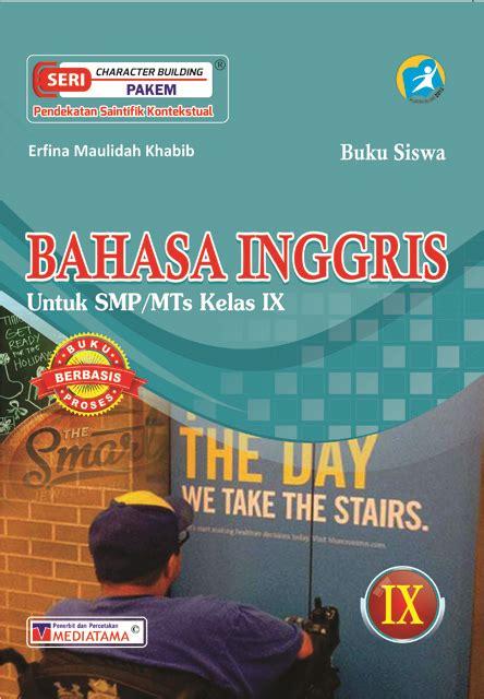 Distributor Lks Bahasa Indonesia Smp Mts Kelas 8 Ktsp buku materi mediatama