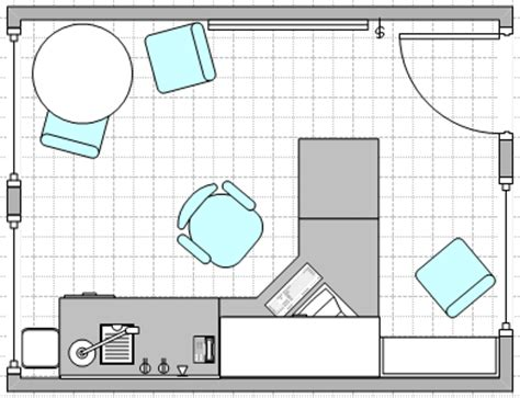 office layout design template create an office layout visio