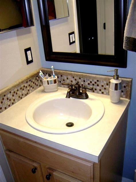 bathroom tile backsplash ideas image result for subway tile backsplash for bathroom sink home improvements