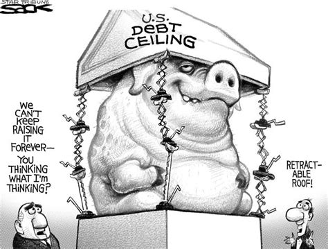Who Sets The Debt Ceiling by Why The Debt Ceiling Debate Is A Sideshow Macrobusiness