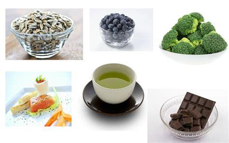 Makanan Untuk Otak 8 makanan penguat otak