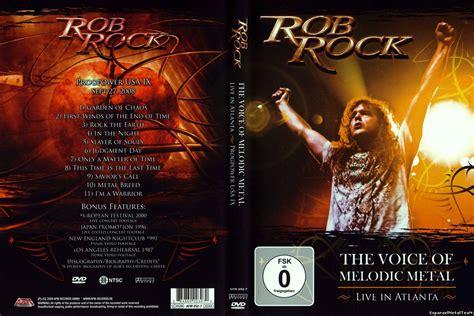Rob Rock Garden Of Chaos Rob Rock The Voice Of Melodic Metal Live In Atlanta 2009 Forum